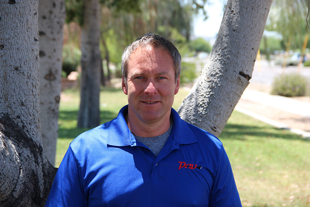 Phil Kern, Electrical Division Manager of Performance Audio Video Inc.